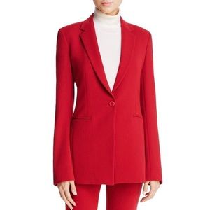 LAURA GAYLE Single Button Lined Vintage Blazer 16